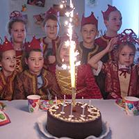 Születésnapi zsúr az Esterházy-kastélyban